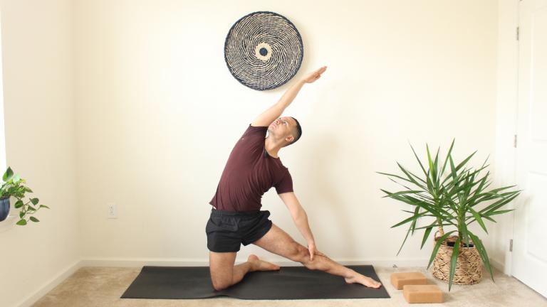 Yoga Dinámico: Apertura y Fuerza | 30 minutos