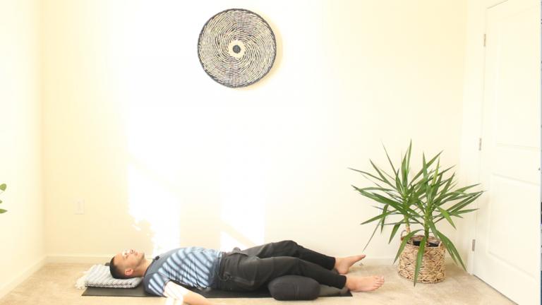 Yoga Nidra: Descanso Profundo | 15 minutos