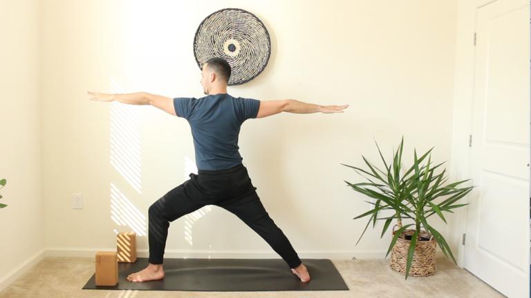 Yoga Dinámico: Balance y Equilibrio   20 minutos