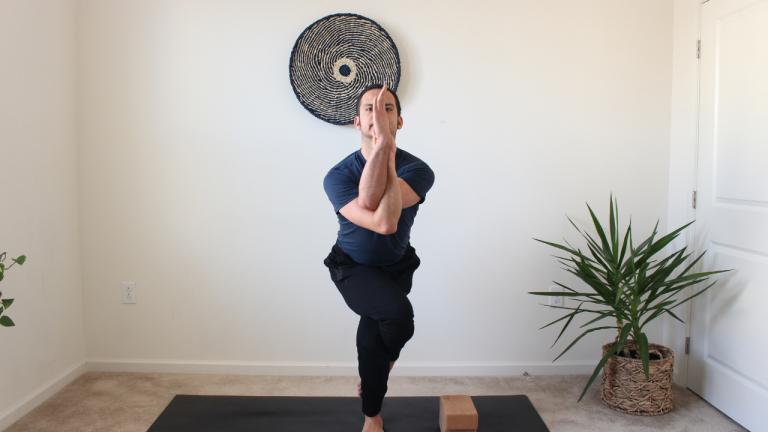 Yoga Suave: Libera tus hombros   20 minutos