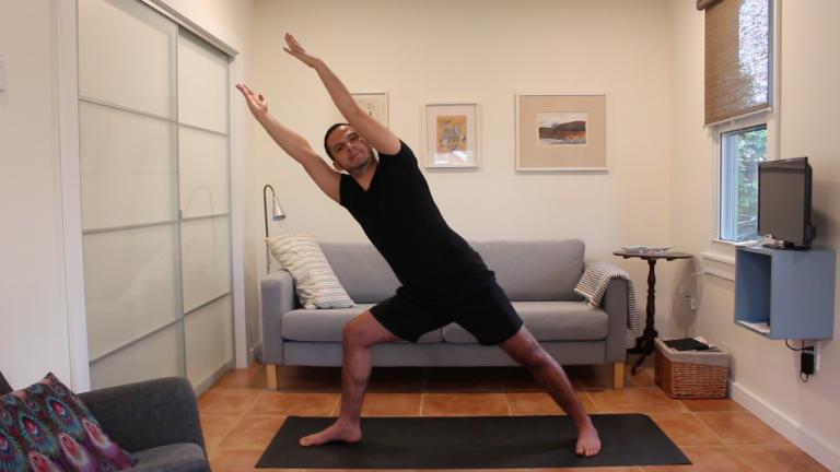 Yoga Dinámico: Movilidad y Lateralidad   10 minutos